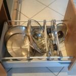 zabudowa kuchenne miejsce na naczynia